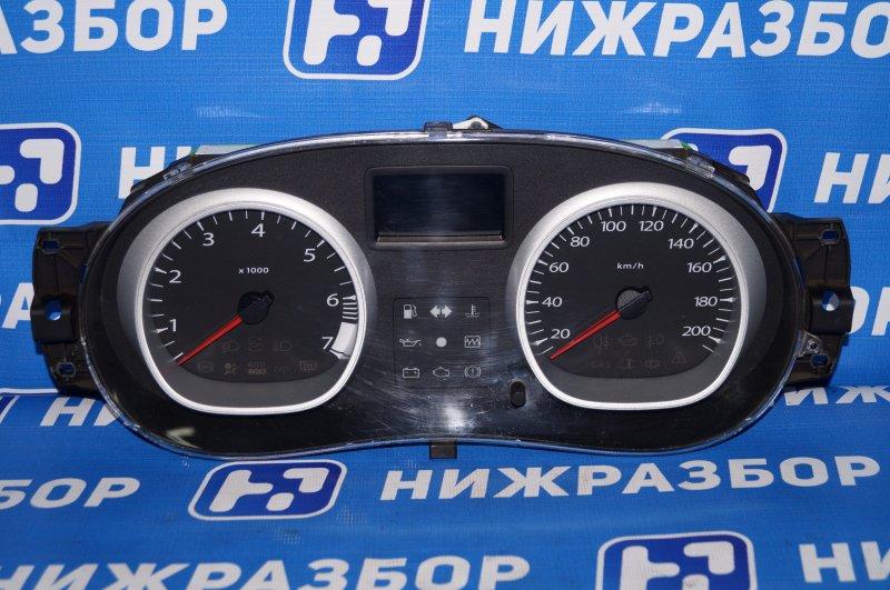 Панель приборов Renault Duster 2.0 F4RA400 2013 (б/у)