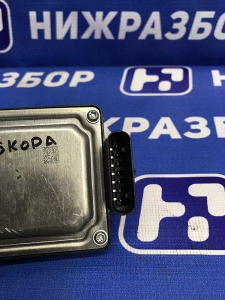 Радар distronic Skoda Kodiaq (б/у)