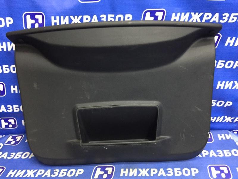 Обшивка багажника Renault Duster 2.0 F4RA400 2013 (б/у)