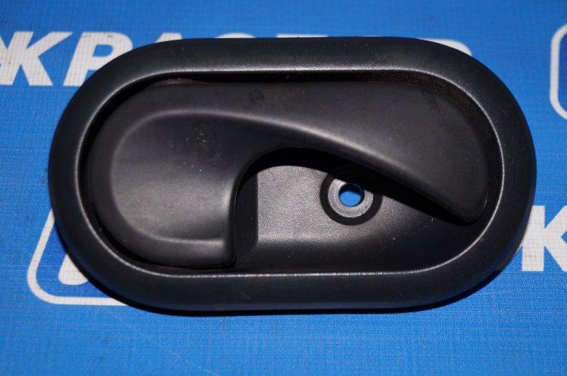 Ручка двери внутренняя Renault Duster 2.0 F4RA400 2013 передняя правая (б/у)