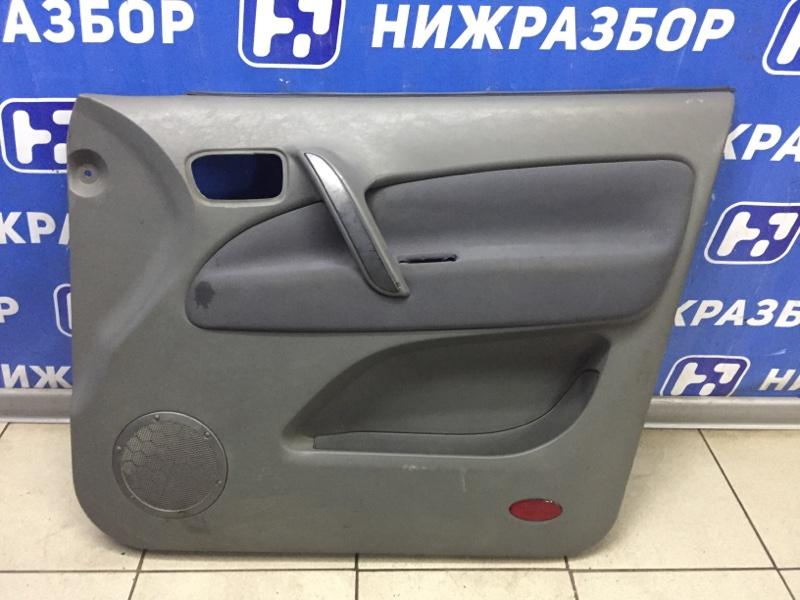 Обшивка двери Vortex Tingo 1.8 (SQR481FC) 2011 передняя правая (б/у)