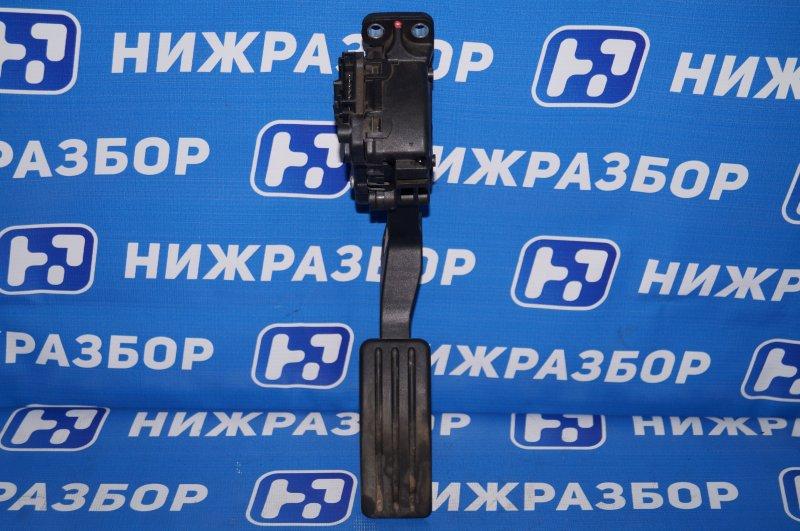 Педаль газа Renault Duster 2.0 F4RA400 2013 (б/у)