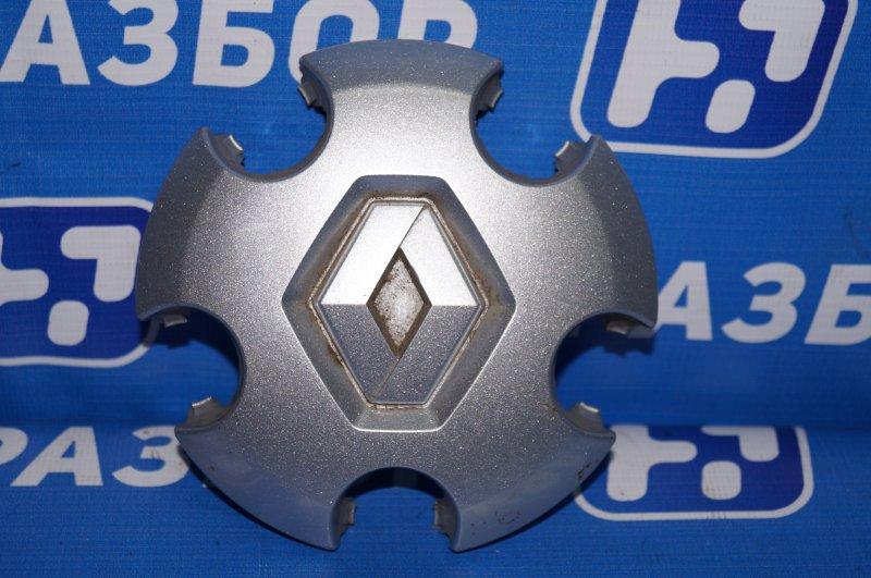 Колпак декоративный Renault Duster 2.0 F4RA400 2013 (б/у)