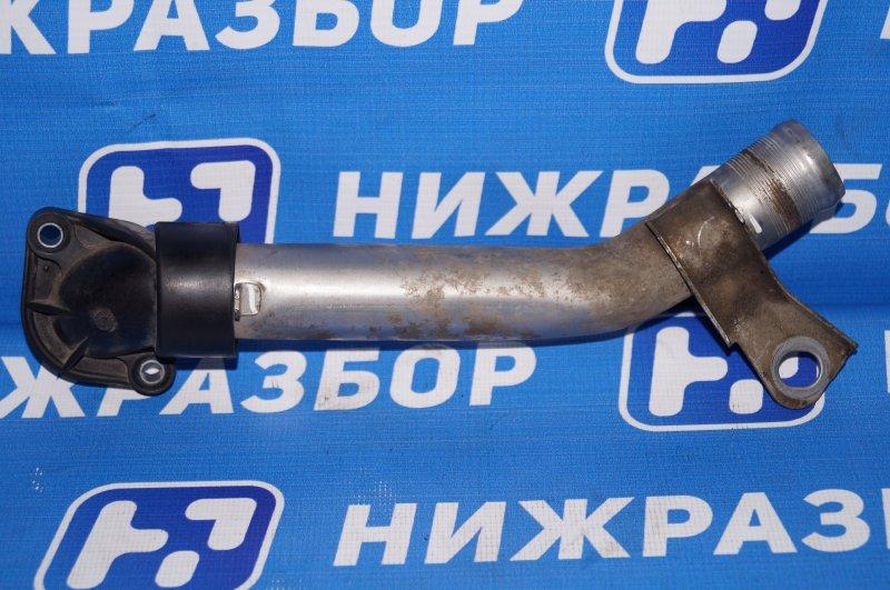 Трубка охлажд. жидкости металлическая Renault Duster 2.0 F4RA400 2013 (б/у)