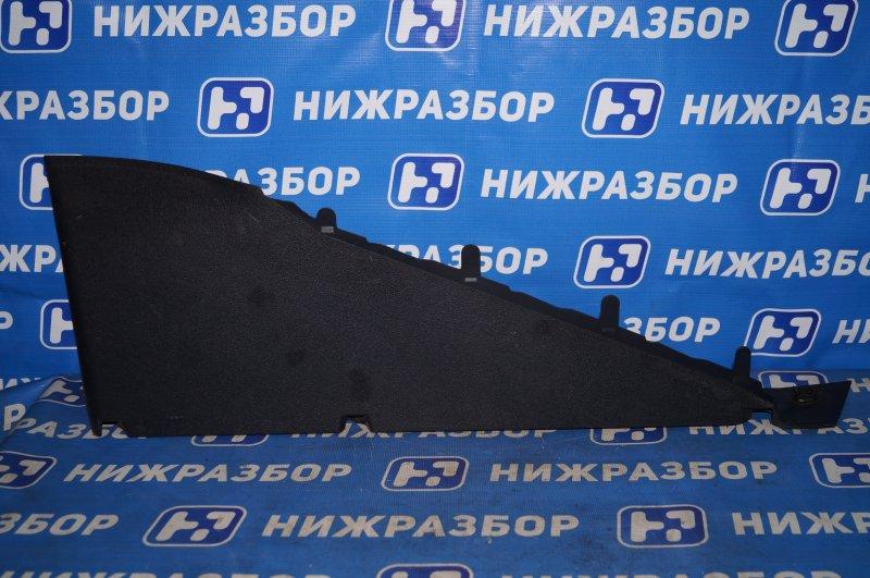 Обшивка багажника Renault Duster 2.0 F4RA400 2013 задняя правая (б/у)
