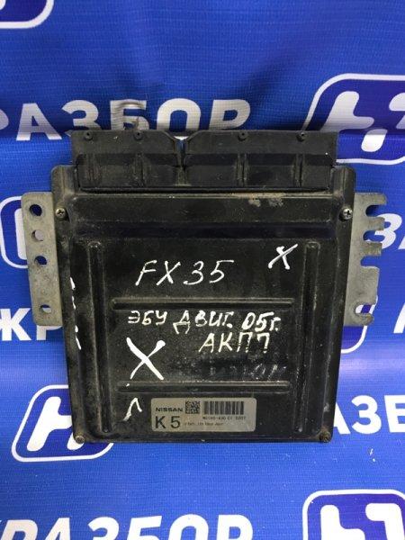 Блок управления двигателем Infiniti Fx 35 S50 (б/у)