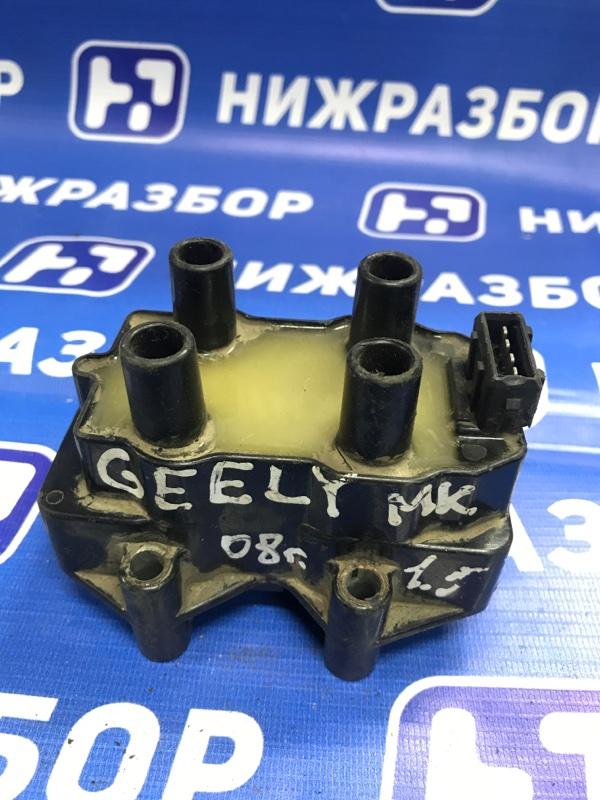 Катушка зажигания Geely Mk 2008 (б/у)