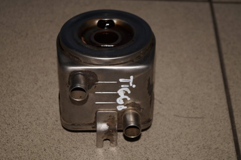 Радиатор масляный Vortex Tingo 1.8 (SQR481FC) 2011 (б/у)