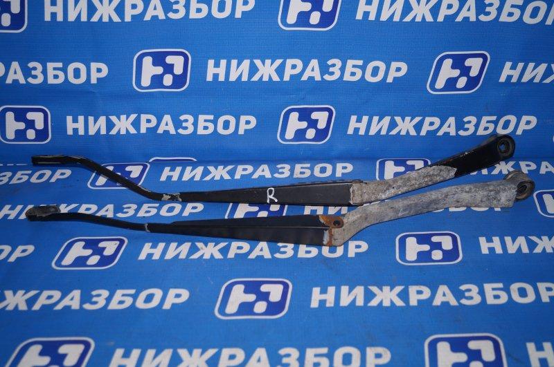 Поводок стеклоочистителя к-кт Vortex Tingo 1.8 (SQR481FC) 2011 передний (б/у)