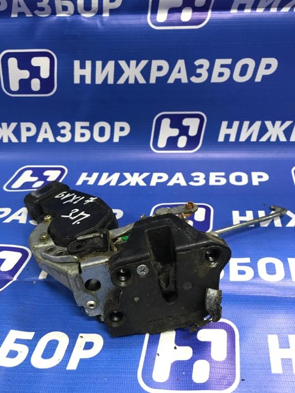 Замок двери Suzuki Grand Vitara Xl7 задний правый (б/у)