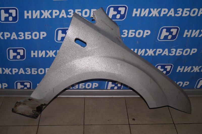 Крыло Ford Focus 2 1.6 (HXDA) 2005 переднее правое (б/у)