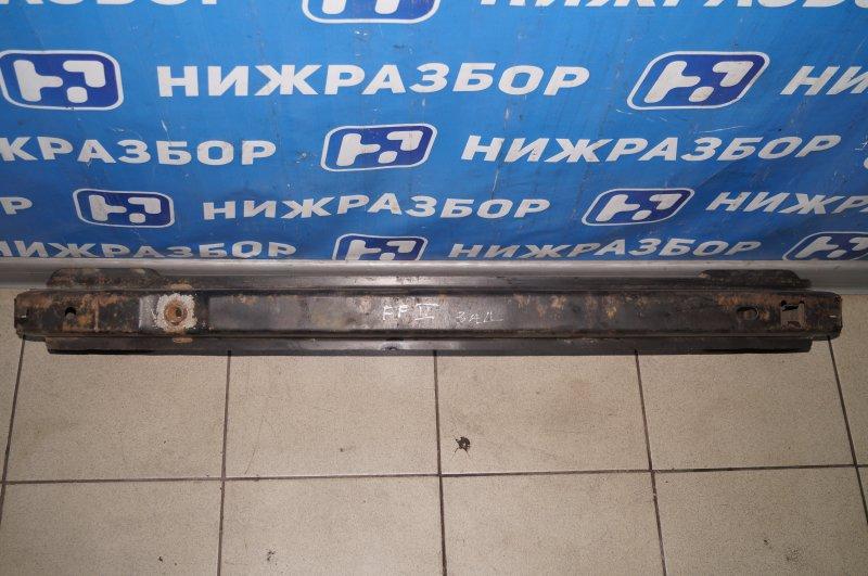Усилитель бампера Ford Focus 2 1.6 (HXDA) 2005 задний (б/у)