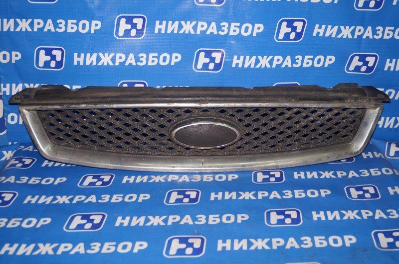 Решетка радиатора Ford Focus 2 1.6 (HXDA) 2005 (б/у)
