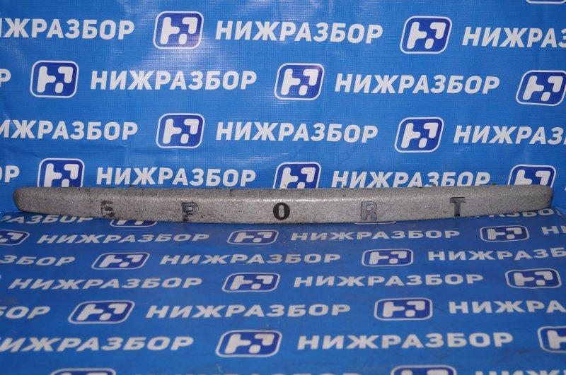 Накладка крышки багажника Ford Focus 2 1.6 (HXDA) 2005 (б/у)