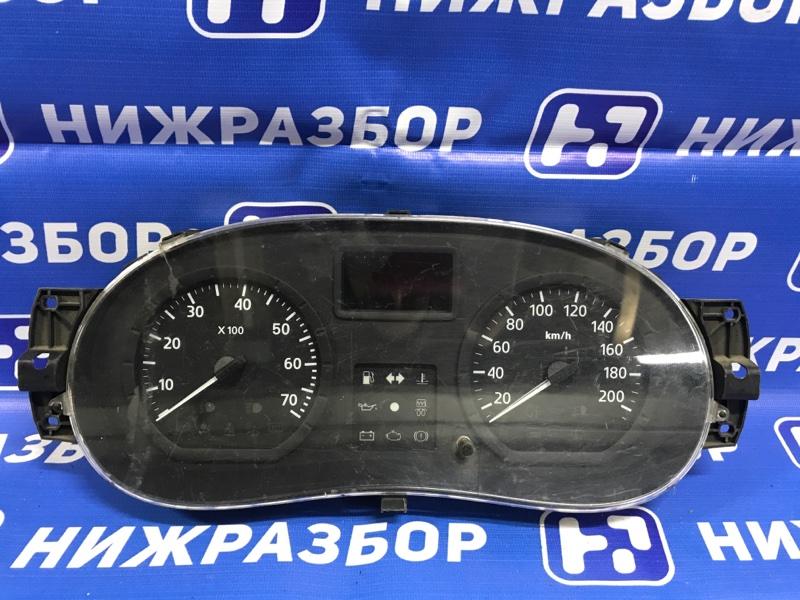 Панель приборов Renault Logan 2005 (б/у)
