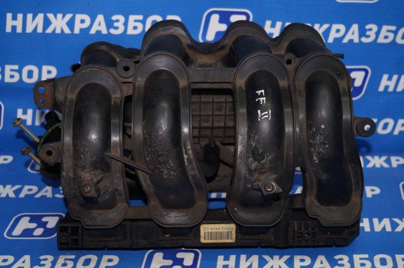 Коллектор впускной Ford Focus 2 1.6 (HXDA) 2005 (б/у)