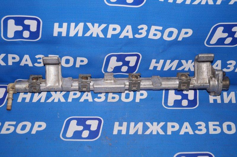 Рампа топливная Ford Focus 2 1.6 (HXDA) 2005 (б/у)