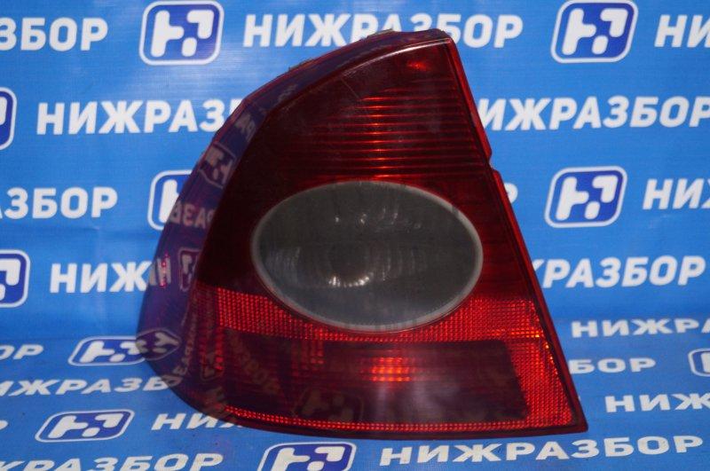 Фонарь Ford Focus 2 1.6 (HXDA) 2005 левый (б/у)