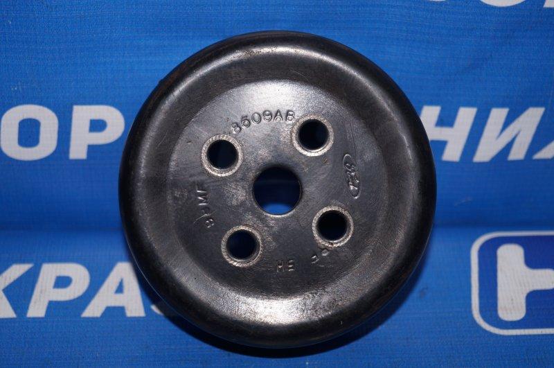 Шкив помпы Ford Focus 2 1.6 (HXDA) 2005 (б/у)