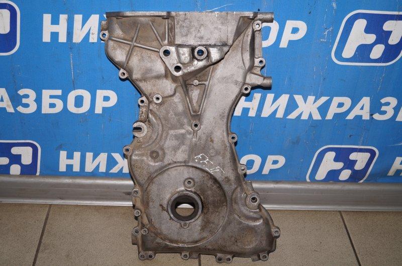 Крышка двигателя Ford Focus 2 1.8 (QQDB) 2007 (б/у)