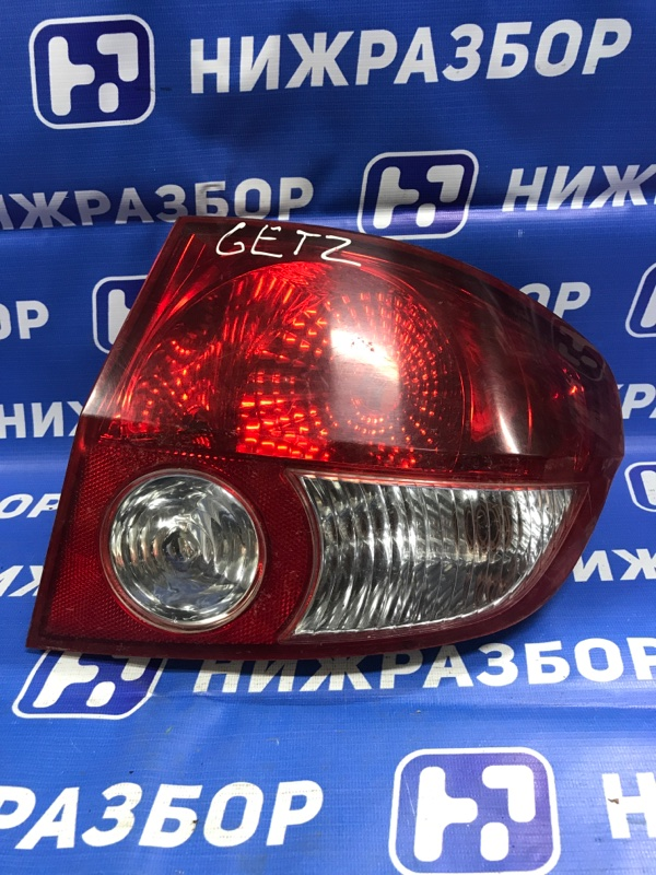 Фонарь Hyundai Getz задний правый (б/у)