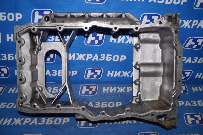 Поддон масляный двигателя Kia Sorento Prime UM 2.2 TDI (D4HB) 2018 верхний (б/у)
