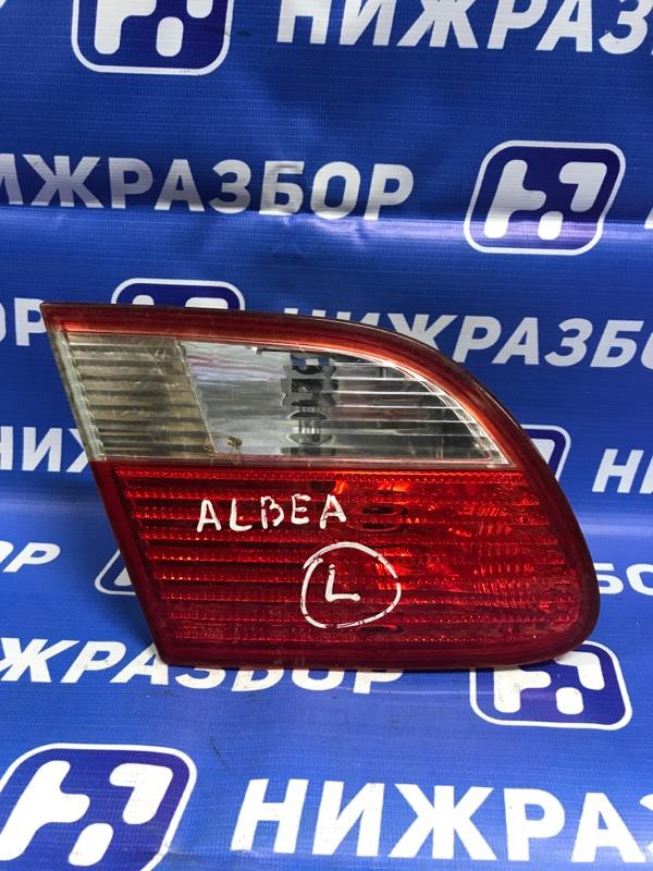 Фонарь внутренний Fiat Albea задний левый (б/у)