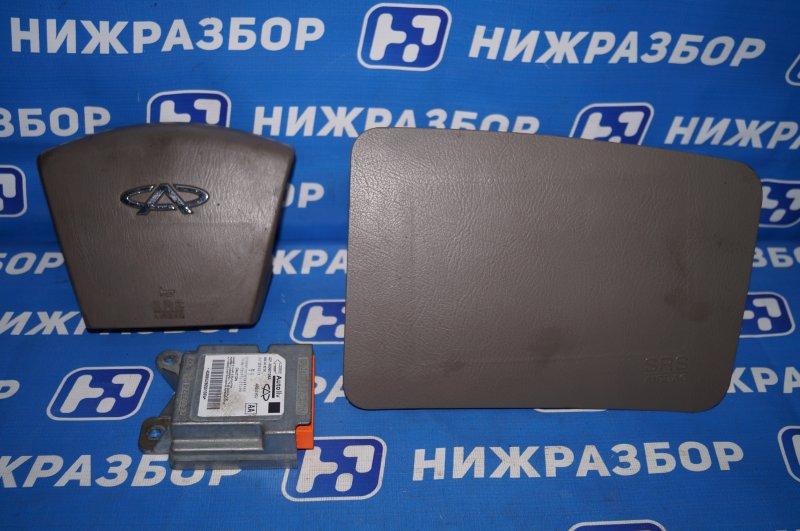 Комплект безопасности Chery Fora A21 2.0 2006 (б/у)