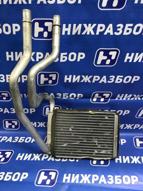 Радиатор отопителя Ford Fusion (б/у)