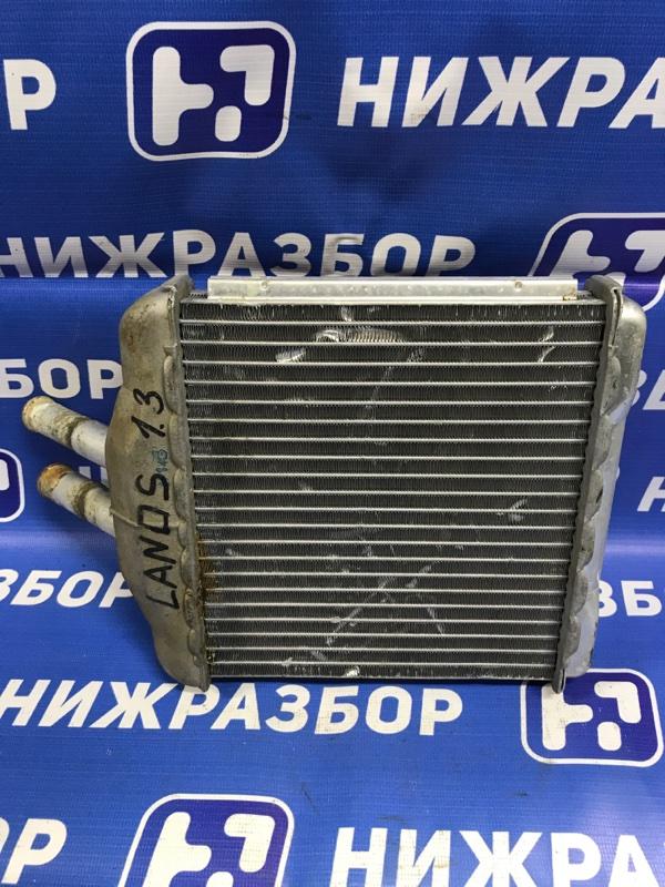 Радиатор отопителя Chevrolet Lanos (б/у)