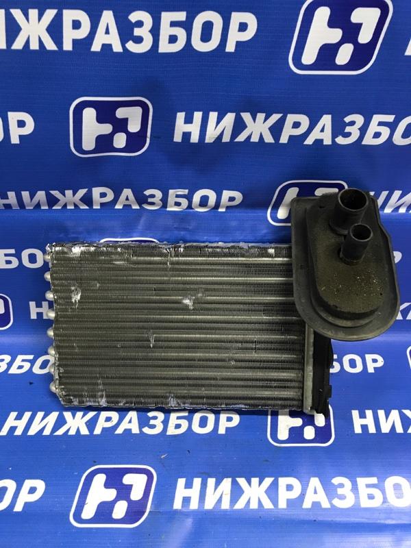 Радиатор отопителя Renault Megane 1 (б/у)