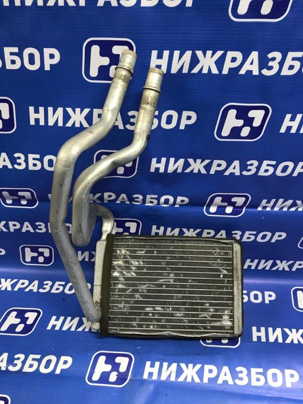 Радиатор отопителя Ford Fiesta (б/у)