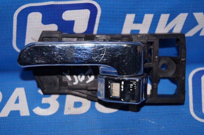 Ручка двери внутренняя Chery Fora A21 2.0 2006 левая (б/у)