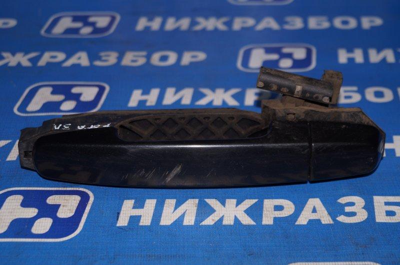 Ручка двери наружная Chery Fora A21 2.0 2006 задняя левая (б/у)