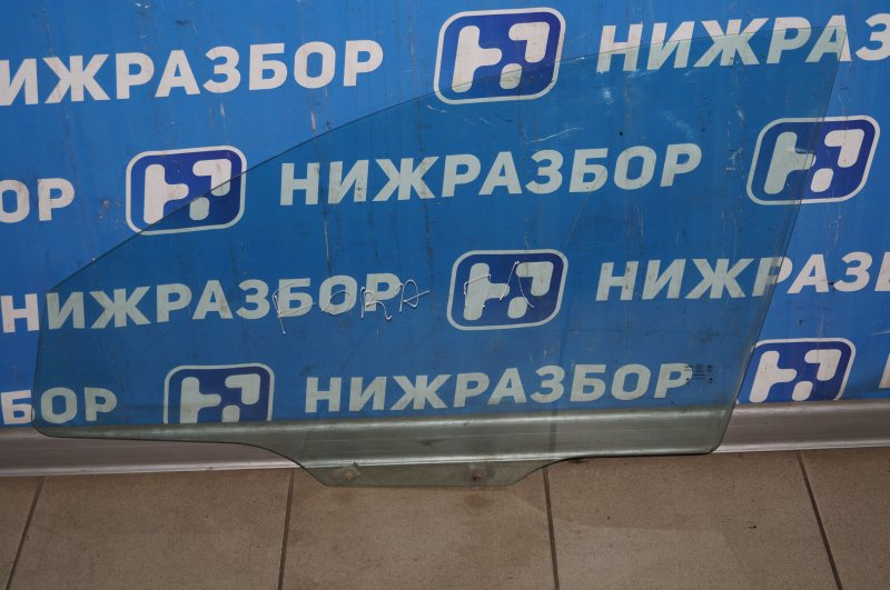 Стекло двери Chery Fora A21 2.0 2006 переднее левое (б/у)