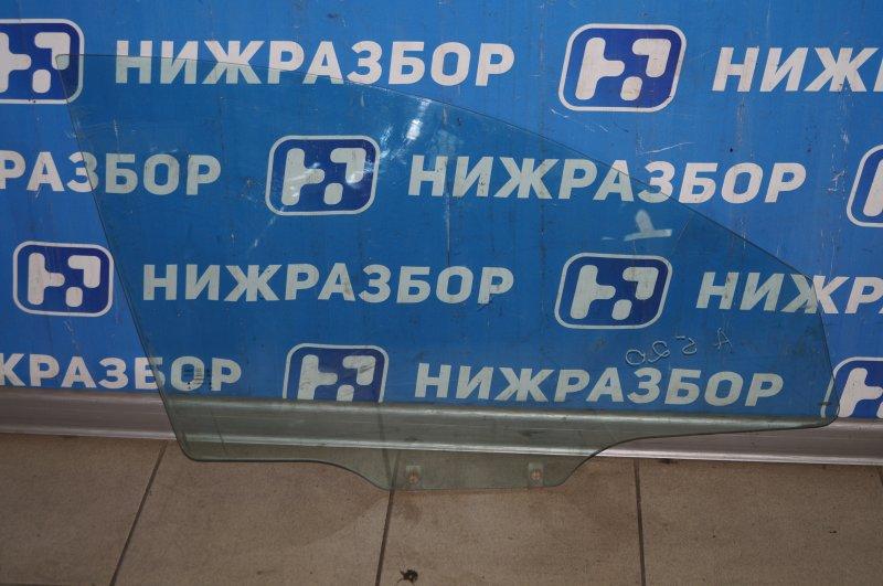 Стекло двери Chery Fora A21 2.0 2006 переднее правое (б/у)
