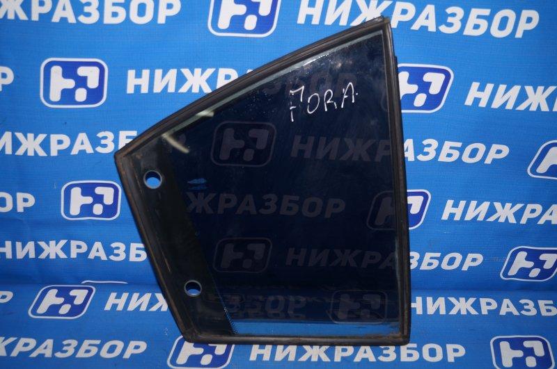 Форточка двери Chery Fora A21 2.0 2006 задняя правая (б/у)