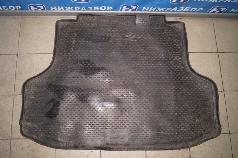 Коврик багажника Chery Fora A21 2.0 2006 (б/у)