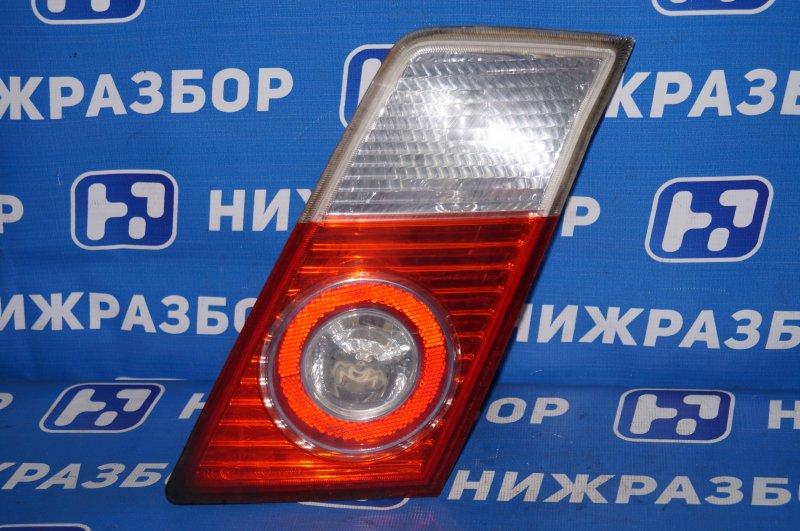 Фонарь внутренний Lifan Breez 520 1.3 LF479Q3 2008 задний правый (б/у)