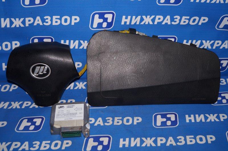 Комплект безопасности Lifan Breez 520 1.3 LF479Q3 2008 (б/у)