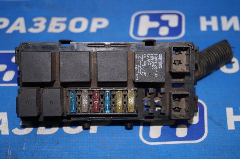 Блок предохранителей Lifan Breez 520 1.3 LF479Q3 2008 (б/у)