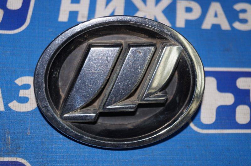 Значок (эмблема) Lifan Breez 520 1.3 LF479Q3 2008 (б/у)