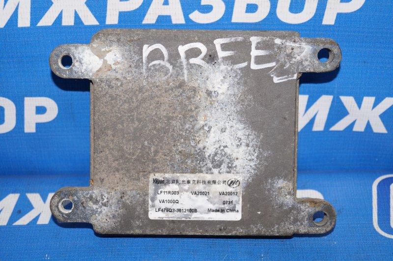 Блок управления двигателем Lifan Breez 520 1.3 LF479Q3 2008 (б/у)