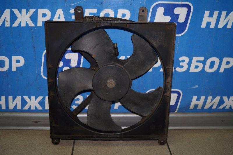 Вентилятор радиатора Lifan Breez 520 1.3 LF479Q3 2008 (б/у)
