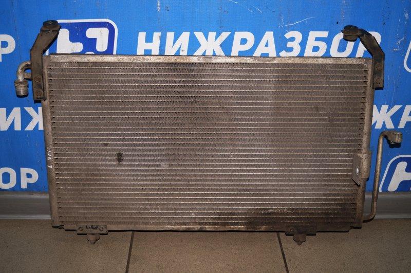 Радиатор кондиционера (конденсер) Lifan Breez 520 1.3 LF479Q3 2008 (б/у)
