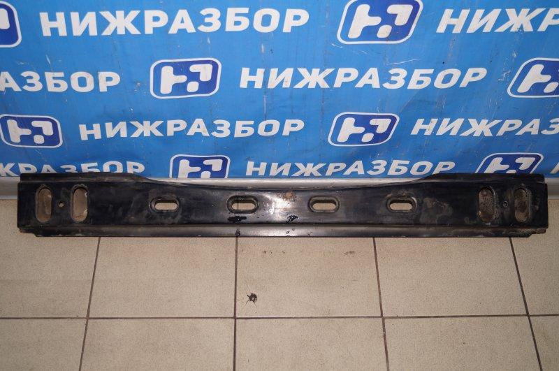 Усилитель бампера Lifan Breez 520 1.3 LF479Q3 2008 задний (б/у)
