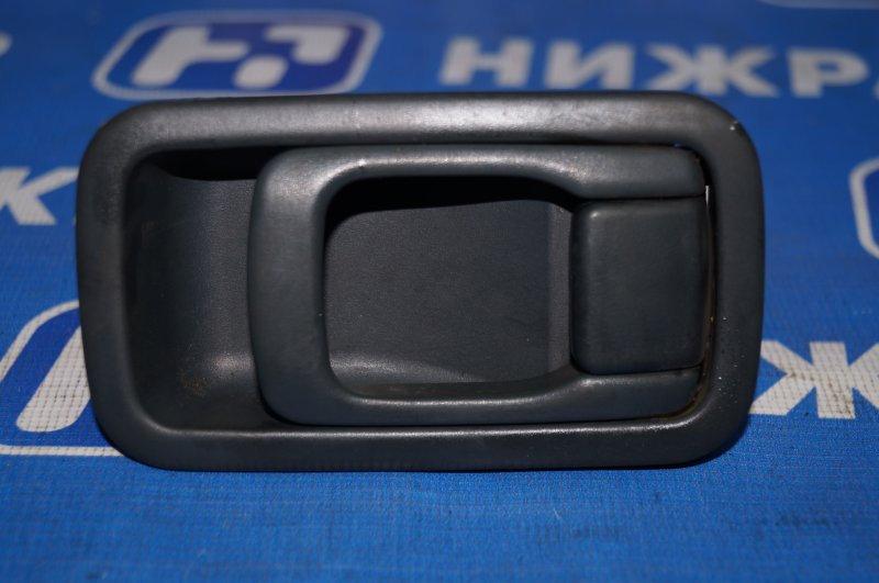 Ручка двери внутренняя Nissan Almera N15 GA15DE 1999 передняя левая (б/у)