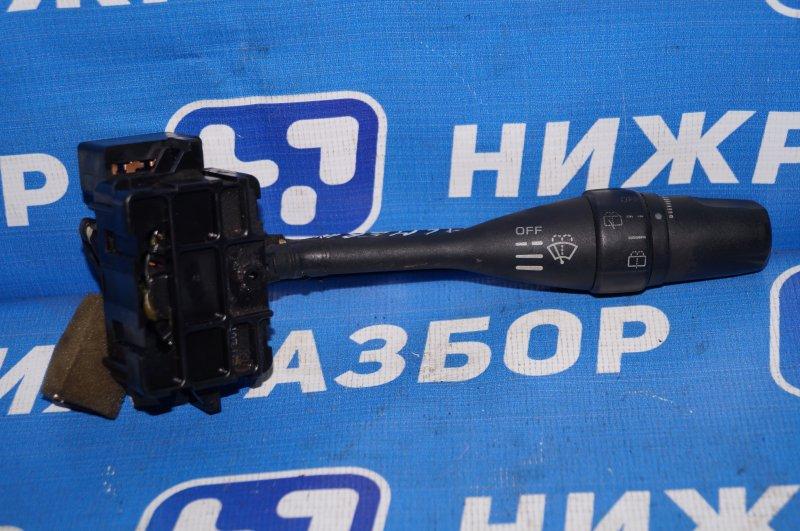 Переключатель стеклоочистителей Nissan Almera N15 GA15DE 1999 (б/у)