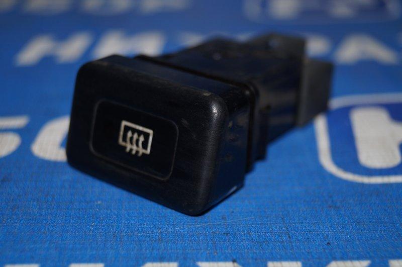 Кнопка обогрева стекла Nissan Almera N15 GA15DE 1999 задняя (б/у)