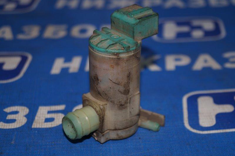 Насос омывателя Nissan Almera N15 GA15DE 1999 (б/у)